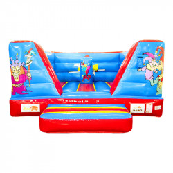 Chateau Clown Gonflable 4M..