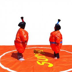 Location Jeu de Sumo Gonflable Adulte