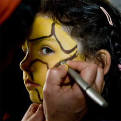 Animation Maquillage artistique