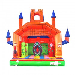 Chateau Gonflable Médiéval
