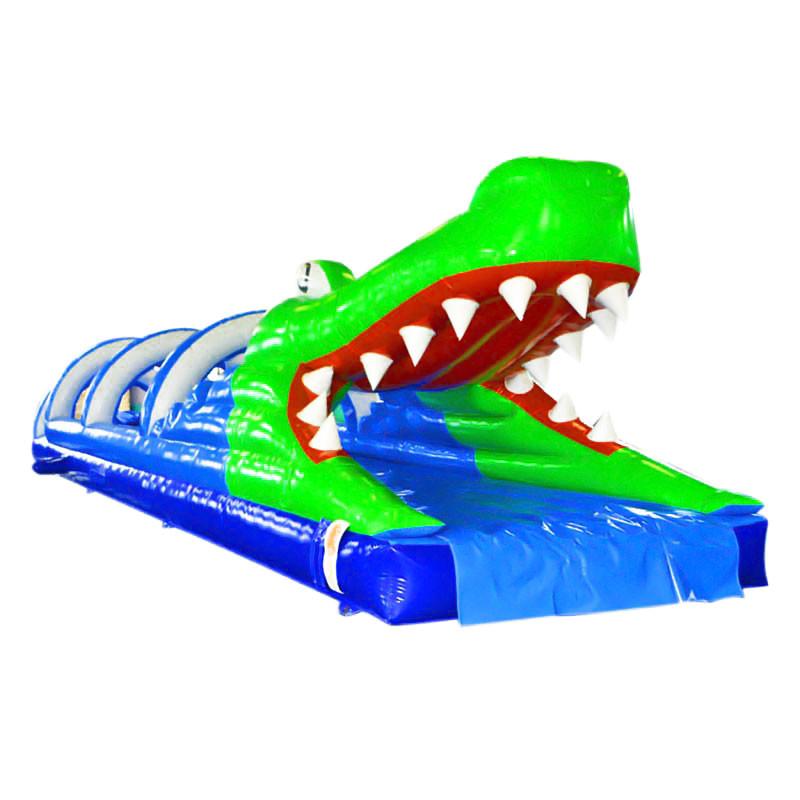 Ventriglisse Gonflable Crocodile