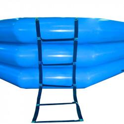 Grande Piscine Gonflable 10x10m
