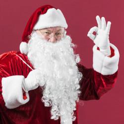 Acteur pour Animation Père Noël