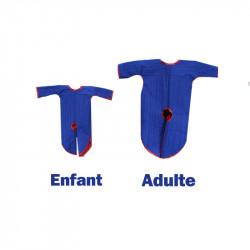 Achat Combinaison Enfant pour Mur Scratch ou Attrape Mouche Gonflable. Deux modèles de combinaison disponibles.