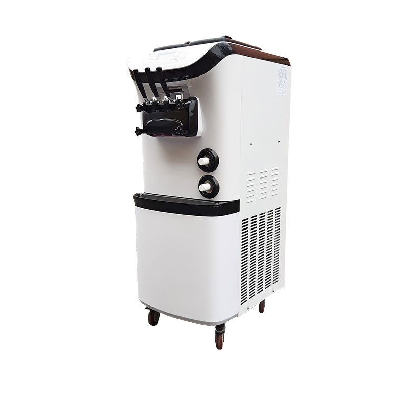 Achat Machine à Glace Italienne Pro Biancissimo 2950w