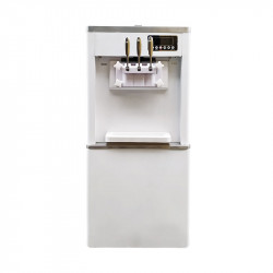 Machine à Glace Italienne Pro Bianco 2400w