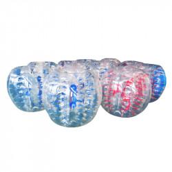 Bubble Foot Enfant TPU Classique Transparent