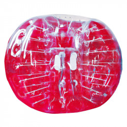 Bubble Foot Enfant TPU Fenetre Rouge