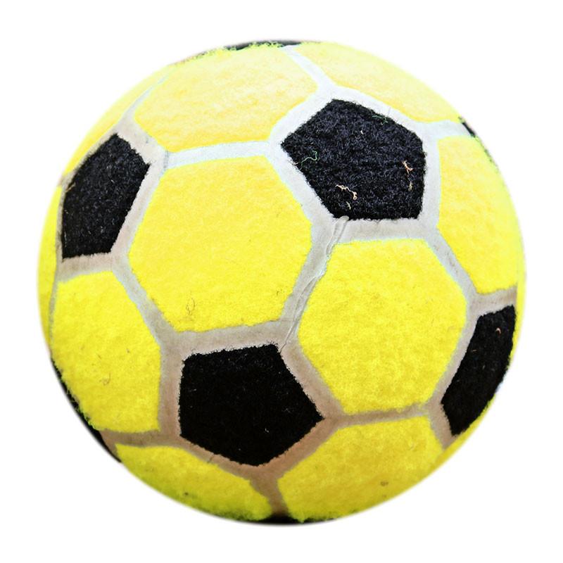 Ballon Velcro 20cm Spécial Ballon Spécial pour Cible Géante, Foot Fléchette ou Foot Dart