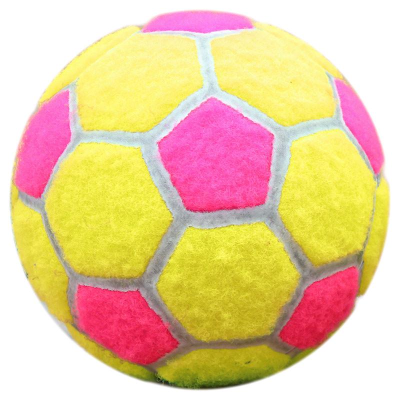 Ballon Velcro 22cm Spécial Ballon Spécial pour Cible Géante, Foot Fléchette ou Foot Dart