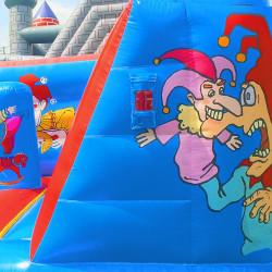 Clown et Joker font bon ménage sur le Château Clown