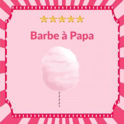 Stand Barbe à Papa