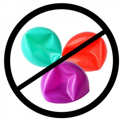 Achat 500 balles pour piscines à balles - transparent