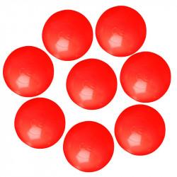 Achat 500 balles pour piscines à balles - rouge