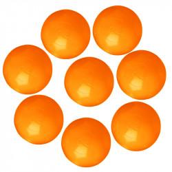 Achat 500 balles pour piscines à balles - orange