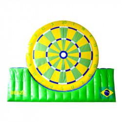 Foot Fléchette Géant World Cup Brésil