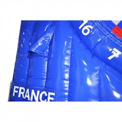 Achat Cible Géante Gonflable, Foot Fléchette, Foot Darts World Cup France Géant