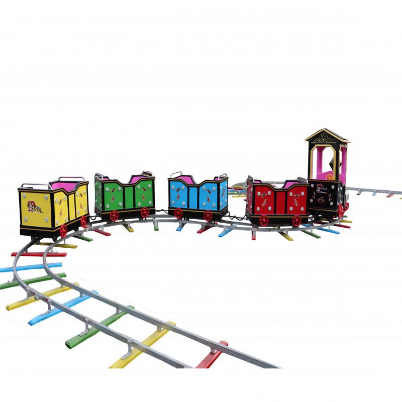 Manège Petit Train Merveilleux