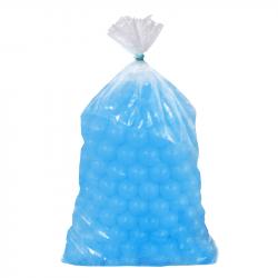 Lot 500 balles Bleu Clair
