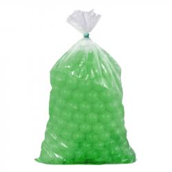 Lot 500 balles Vert