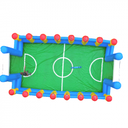 Terrain Beach Soccer Gonflable 12m