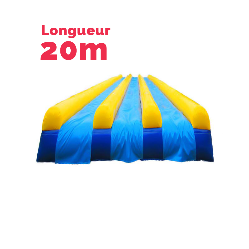 Ventriglisse 3 couloirs 20m