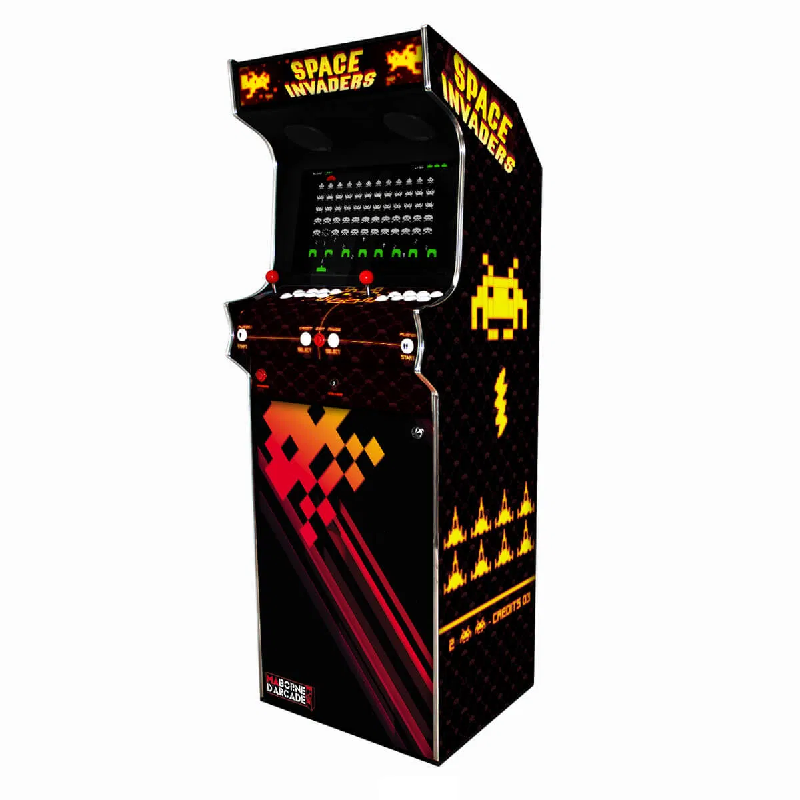 Borne d'Arcade Classic Space Invaders