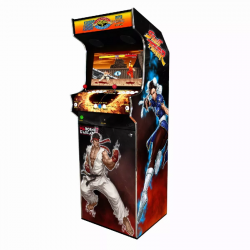 Borne d'Arcade Street Fighter 2