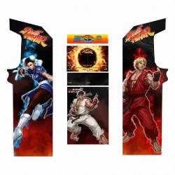 Borne d'Arcade Street Fighter 2