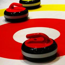 Piste de Curling