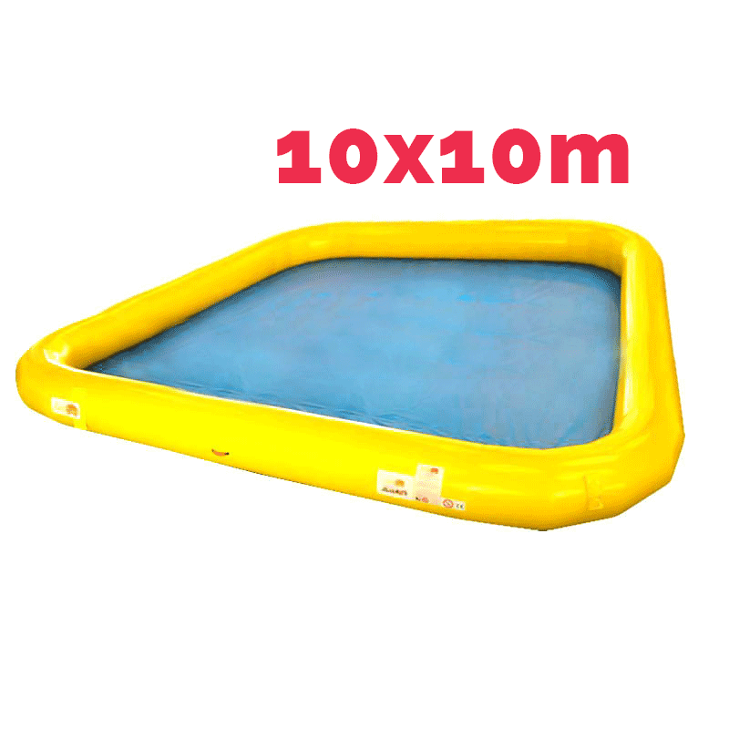 Achat Bassin Gonflable 10x10m