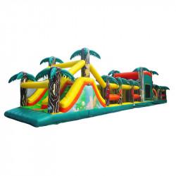 Parcours Jungle Gonflable...