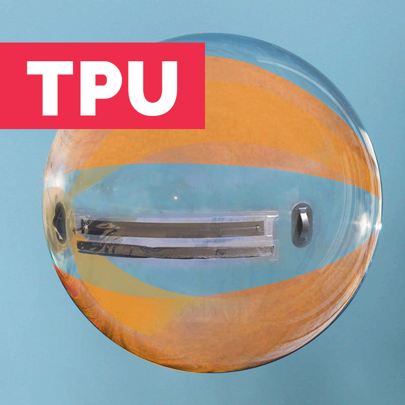 Waterball TPU 2m Bicolore Orange