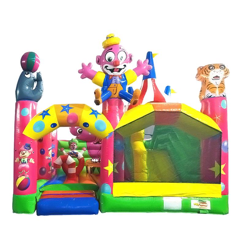 Château Gonflable Fête du cirque