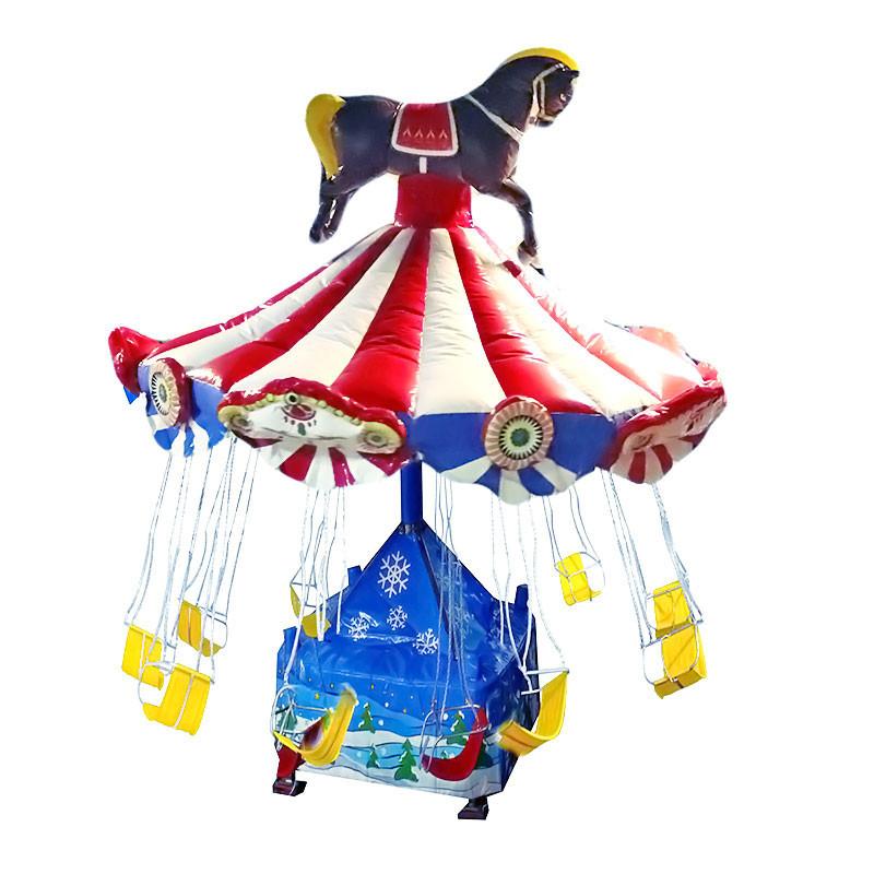 Chaises Volantes Cheval