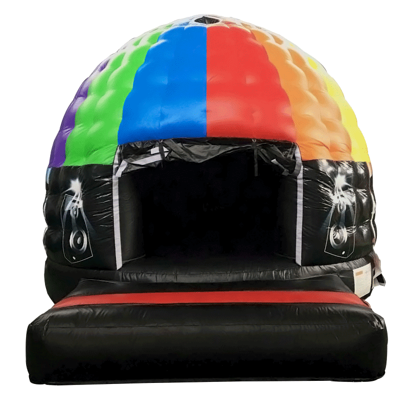 Achat Château Gonflable Disco