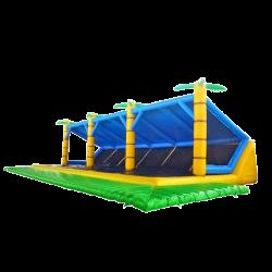 Trampoline Géant Gonflable