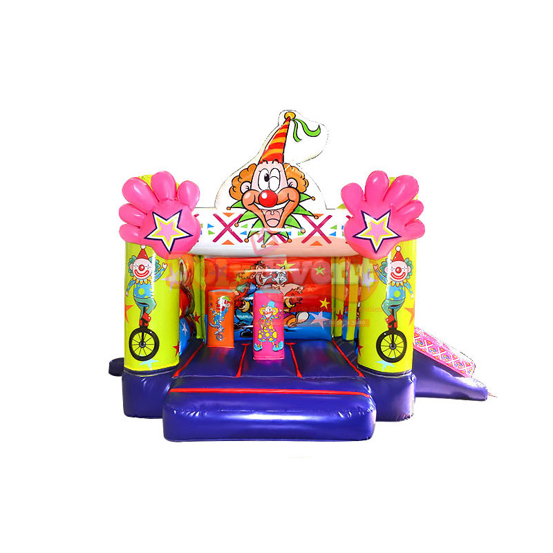 Achat Chateau Gonflable Cirque