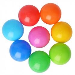 Achat 500 balles pour piscines à balles - blanc