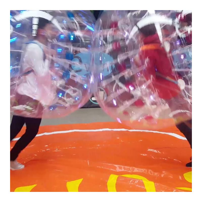 Achat Bubble Football, Bubble Foot à Vendre, Bubble Bump avec Led
