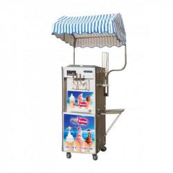 Achat Machine à Glace Italienne Pro Silver 2700w : qualité premium