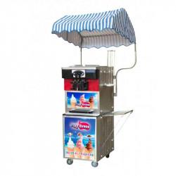 Achat Machine à Glace Italienne Pro Silver 3300w