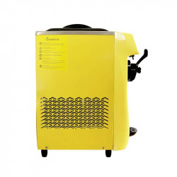 Achat Machine à Glace Italienne de Comptoir 1050 Watts - Jaune