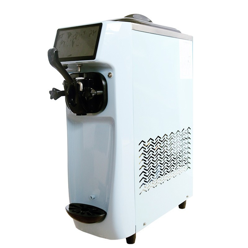 Achat Machine à Glace Italienne de Comptoir 1150 Watts - Bleu