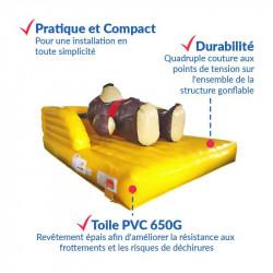 Château Gonflable Nounours