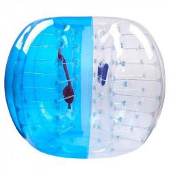 Achat Bubble Foot Adulte TPU Bicolore Bleu