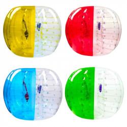 Achat Bubble Foot Adulte TPU Bicolore Jaune
