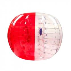 Achat Bubble Foot Enfant TPU Bicolore Rouge