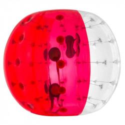 Bubble Foot Adulte TPU Bicolore Rouge