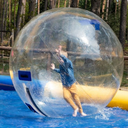 Achat Waterball PVC 1,8m Transparent